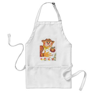 Halloween and Autumn Gifts Adult Apron