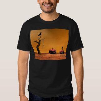 halloween and pumpkin tee shirt