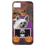 Halloween - apenas un Lil fantasmagórico - Crestie iPhone 5 Fundas