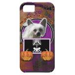 Halloween - apenas un Lil fantasmagórico - Crestie iPhone 5 Cárcasas