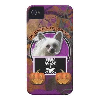Halloween - apenas un Lil fantasmagórico - Crestie Case-Mate iPhone 4 Funda