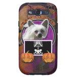Halloween - apenas un Lil fantasmagórico - Crestie Galaxy S3 Protector