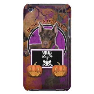Halloween - apenas un Lil fantasmagórico - Doberma Case-Mate iPod Touch Carcasa