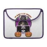 Halloween - apenas un Lil fantasmagórico - Frenchi Funda Macbook Pro