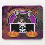 Halloween - apenas un Lil fantasmagórico - Frenchi Alfombrillas De Raton