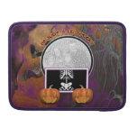 Halloween - apenas un Lil fantasmagórico Fundas Para Macbook Pro