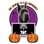 Halloween - apenas un Lil fantasmagórico - great d Escultura Fotográfica