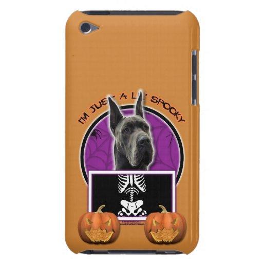 Halloween - apenas un Lil fantasmagórico - great d iPod Touch Carcasas