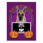 Halloween - apenas un Lil fantasmagórico - great Postal