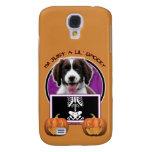 Halloween - apenas un Lil fantasmagórico - perro d
