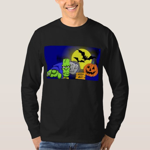 Halloween Apparel Tee Shirts