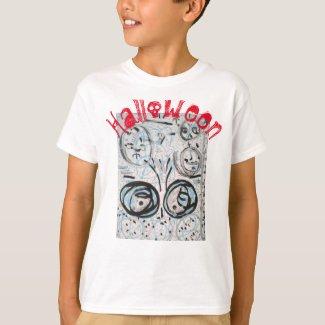 Halloween Art Collection T-Shirt