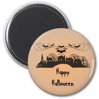 Halloween Art Gifts 2 Inch Round Magnet