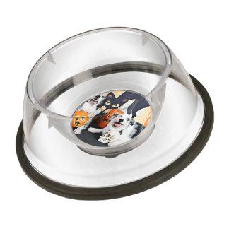 Halloween - Aussie - Oscar & Felix Pet Bowl