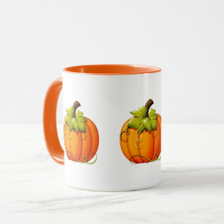Halloween/Autumn Pumpkin Mug