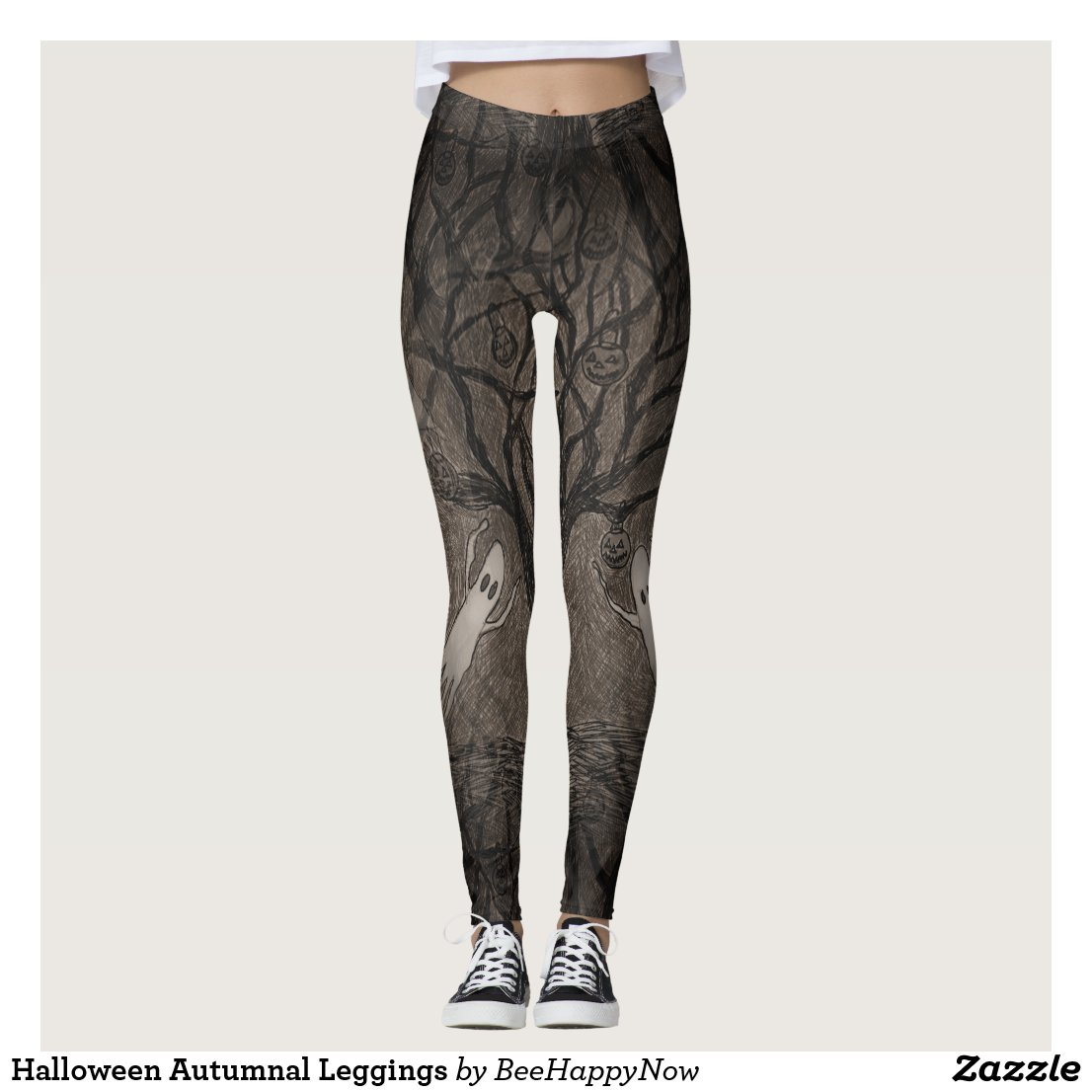Halloween Autumnal Leggings