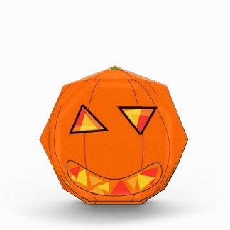 halloween acrylic award