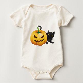 Halloween Baby Bodysuit
