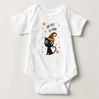 Halloween Baby Clothes | Too Cute to Spook Baby Bodysuit
