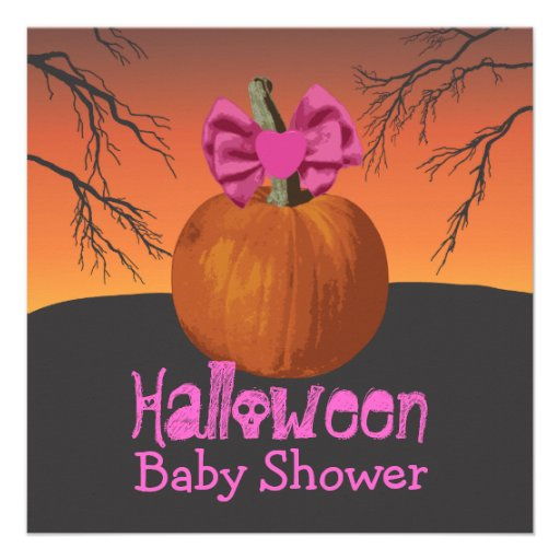 halloween baby shower cake ideas and designs
