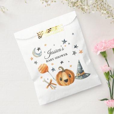 Halloween Baby Shower Little Boo Favor Bags
