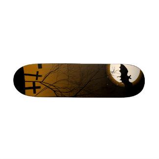 Halloween Background Custom Skateboard