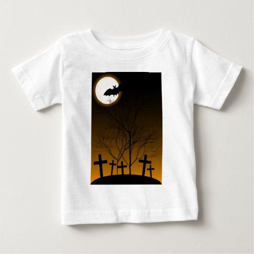 Halloween Background Tshirts