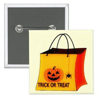 Halloween Bag Button