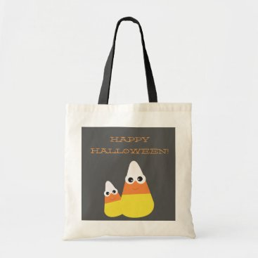 Halloween Themed Halloween Bag | Candy Corn Tote