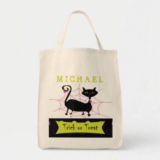 Halloween Bags - Personalize Trick or Treat