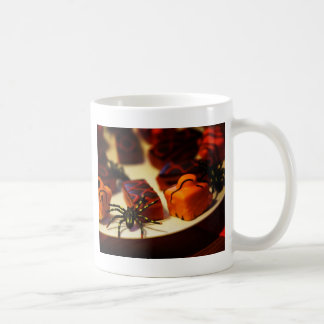 Halloween Baked Treats and Spiders Coffee Mug