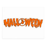 Halloween Banner Post Cards