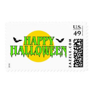 Halloween Banner Stamp