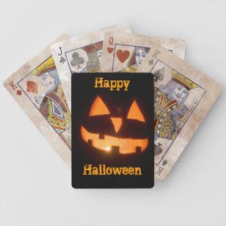 Halloween Barajas De Cartas