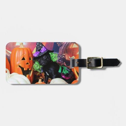 Halloween - barro amasado - margarita Mae