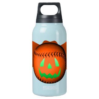 Halloween Baseball Bat Insulated Water Bottle