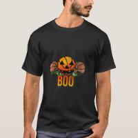Halloween Basketball Gift I Basketball Player Cost T-Shirt