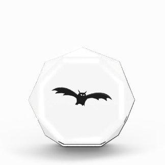 Halloween Bat Acrylic Award