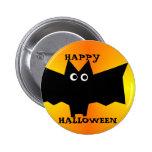 HALLOWEEN Bat Button