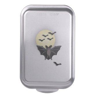 Halloween Bat Cake Pan