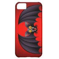 Halloween Bat Cartoon iPhone 5C Case
