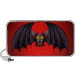Halloween Bat Cartoon Mini Speakers