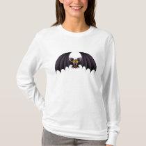 Halloween Bat Cartoon t_shirt T-Shirt