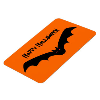 Halloween Bat Flexible Magnet