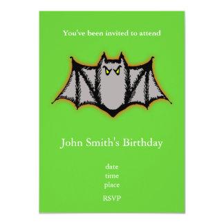 Halloween Bat Announcement
