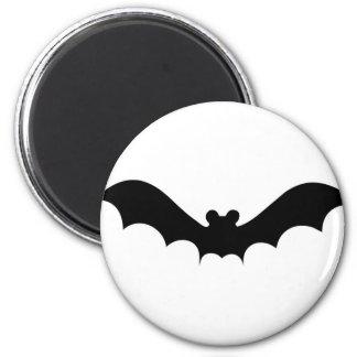 Halloween Bat Refrigerator Magnet