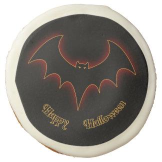 Halloween Bat Sugar Cookie
