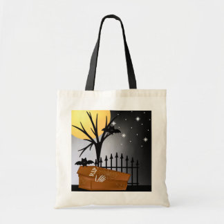 Halloween Bat Trick-or-Treat bag