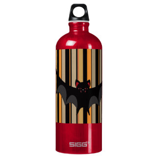 Halloween Bat Water Bottle