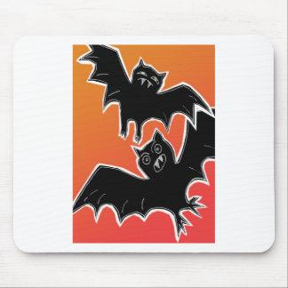 Halloween Bats 2 Mouse Pad